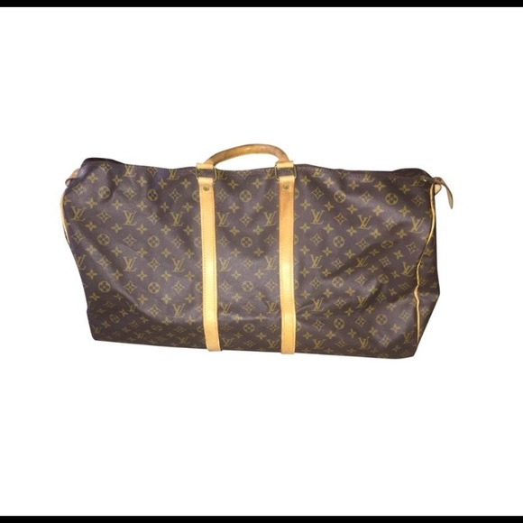 "Louis Vuitton Handbags - 💜💛L. V. KEEPALL ""60""💜💛"